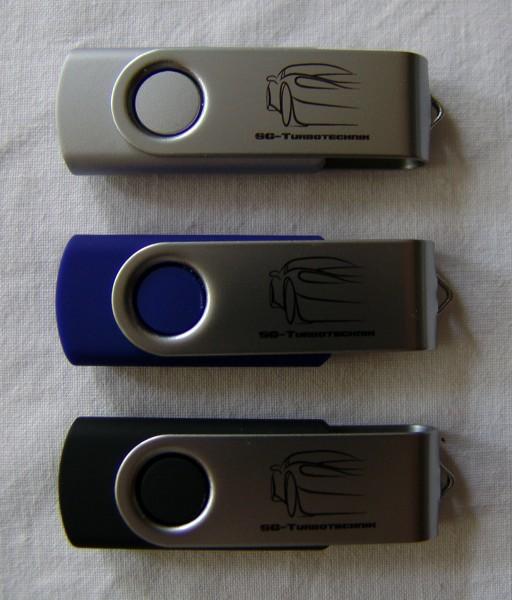 USB Sticks - SG-Turbotechnik