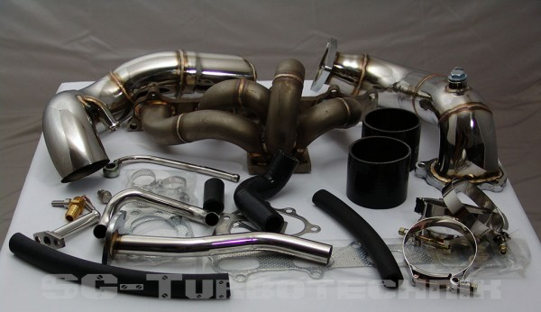 GT 28 Umbauset Turbolader Opel Zafira A