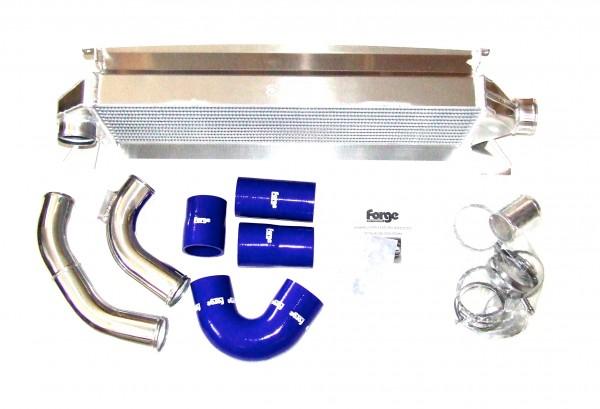 Ladeluftkühlerset Forge Astra J 1.6 Turbo blau