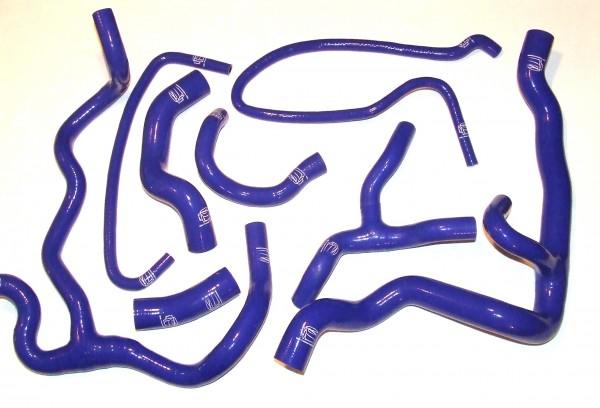Wasserkühler Schläuche Opel Astra J OPC blau