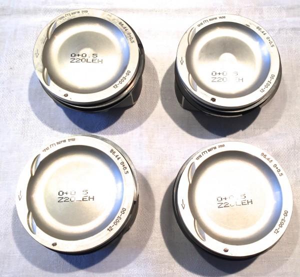 Schmiedekolben Kolben - Z20LEH - Satz Z20LET / Z20LEL / Z20LER und Z20LEH - 86,44mm