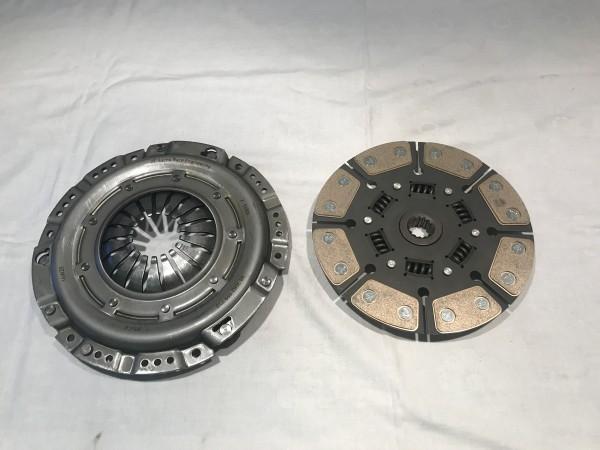 8-Pad Sinter Kupplungsset für das F23 Getriebe