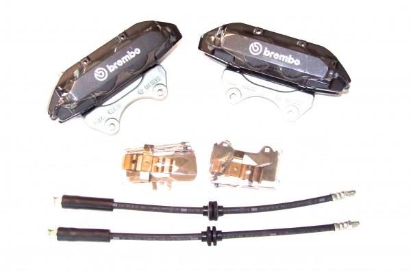 Brembo Bremssattel Corsa D Nürburgring Edition 305mm mit Bremsschläuchen