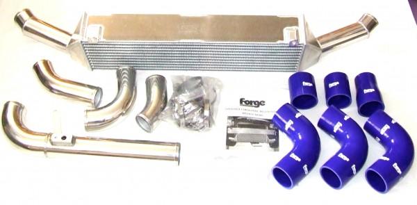 Ladeluftkühlerset Forge Corsa D OPC blau