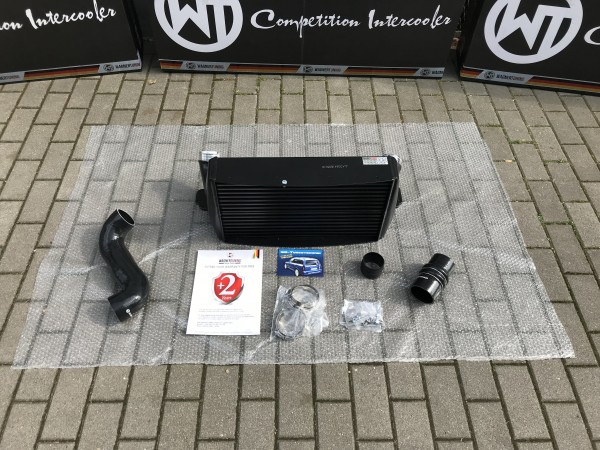 WAGNERTUNING Comp. Ladeluftkühler Kit EVO3 BMW E82 E90