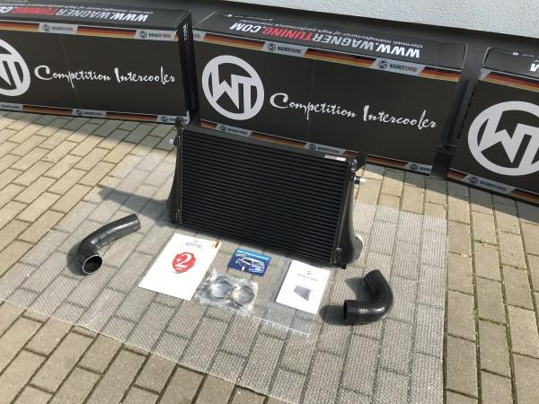 Das WAGNERTUNING Competition Ladeluftkühler-Kit für den VAG 1,8TSI - 2,0TSI Motor