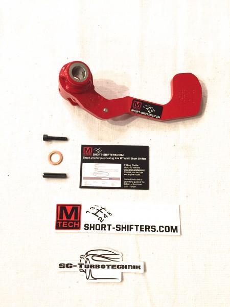 4H-TECH Short Shifters - Schaltwegverkürzung - Q2-Shift - M20 / M32 Getriebe
