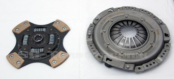 4-Pad Sinter Kupplungsset für das F23 Getriebe