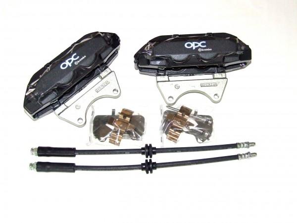 Brembo Bremsanlage Corsa E OPC - 4 Kolben - 330mm - Umbauset Corsa D - Einzelstück