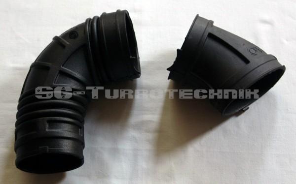 Umrüstset Z20LEH 80mm LMM Luftmassenmesser Astra G / Zafira A Original GM schwarz