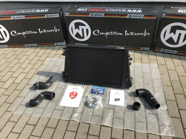 WAGNERTUNING Competition Ladeluftkühler Kit VAG 2,0 TFSI / TSI