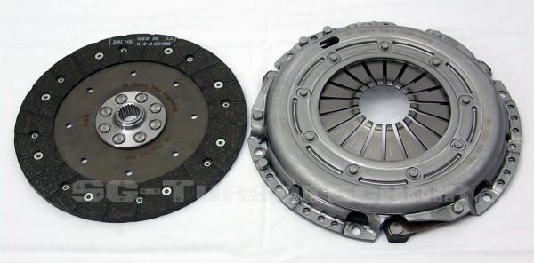 Organisches Kupplungsset für das M32 Getriebe High Performance