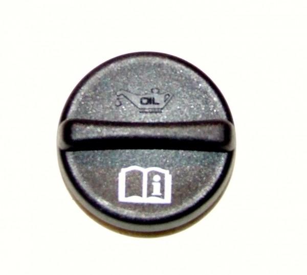schwarzer Öldeckel für Ventildeckel Z20LE(x)