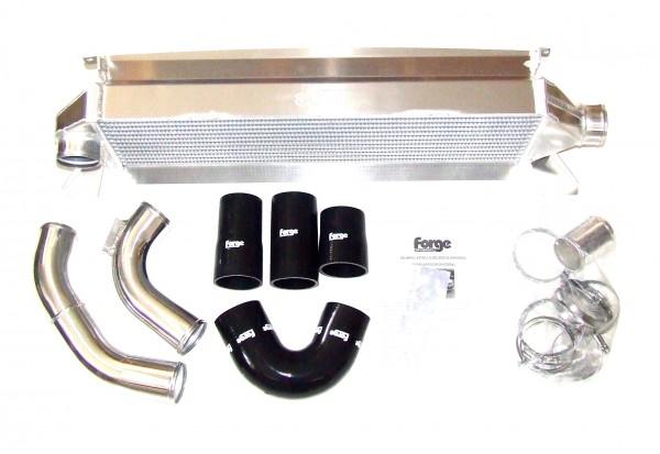 Ladeluftkühlerset Forge Astra J 1.6 Turbo schwarz